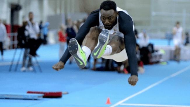 Jamaican O'Brien Wasome wins triple jump title at Longhorn Invitational