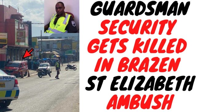 St Elizabeth In The Spotlight After Guardsman Team Get Ambushed Doing Money Drop