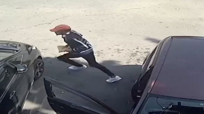 Thief Caught On Camera Stealing Over Half a Million Dollars in St. Andrew – Video