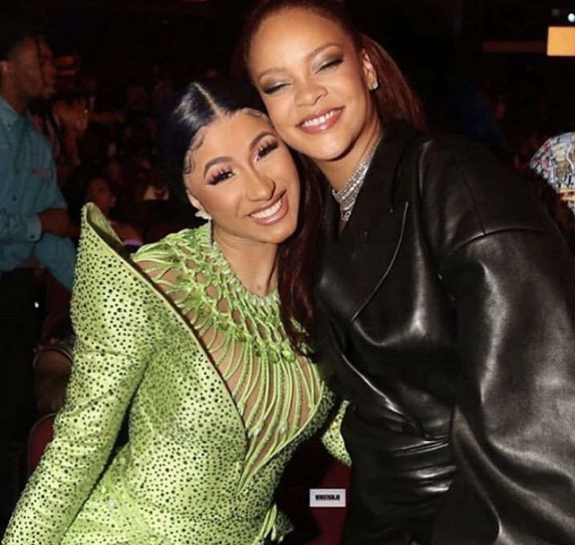 Cardi B says she wants to be a billionaire like Rihanna  McKoysNews
