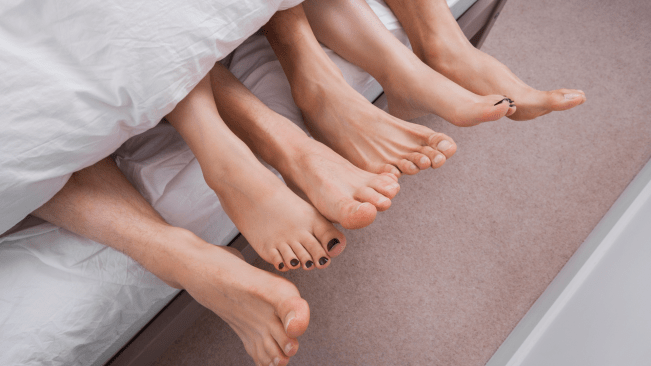 Dear McKoy: Excluded from regular threesome with my coworkers
