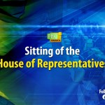 Sitting of the House of Representatives – April 13, 2021