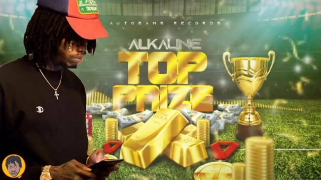 """Alkaline to release """"Top Prize"""" Album May 14"""