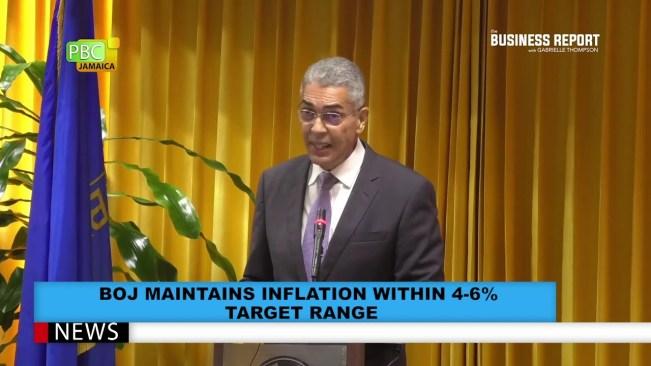 BOJ Maintains Inflation Within 4-6% Target Range