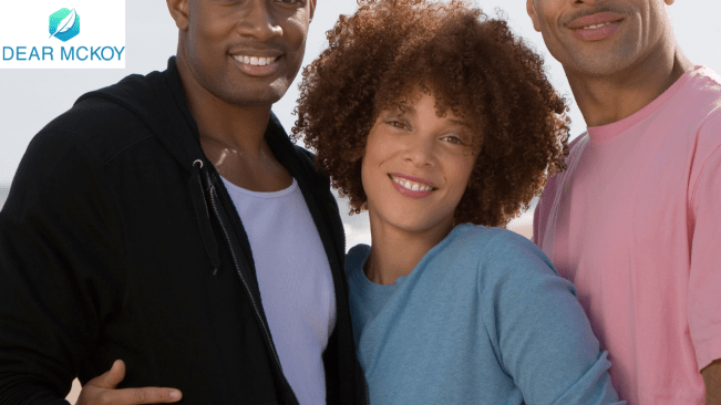 Dear McKoy: Falling for my brother-in-law after threesome with him and my husband