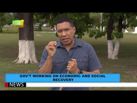 Gov't Working On Economic And Social Recovery
