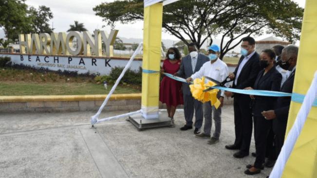 $1.3 Billion Harmony Beach Park Opens in Montego Bay