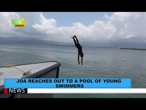JOA Reaches Out To A Pool Of Young Swimmers