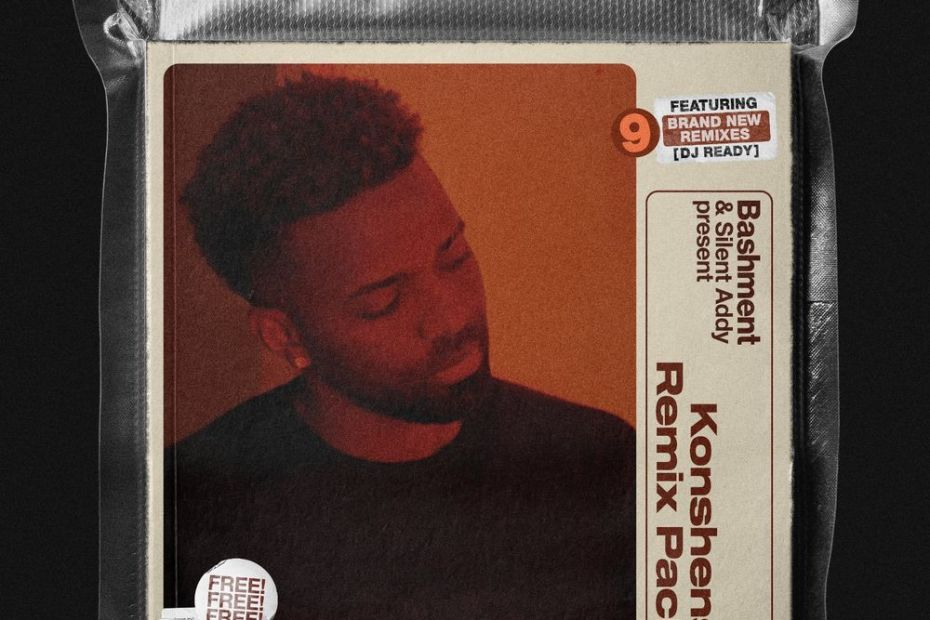 """Konshens Remix Pack"" Is Out!"