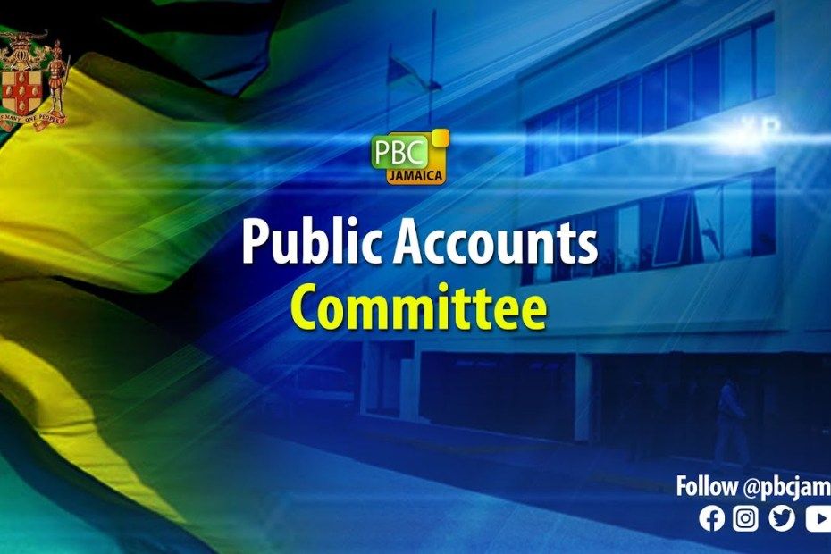 Public Accounts Committee – May 18, 2021