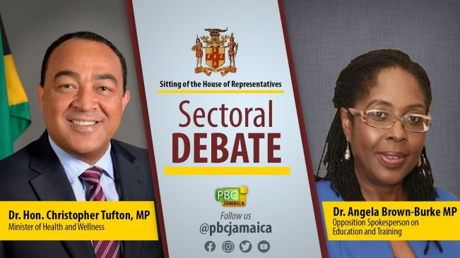 Sitting of the House of Representatives || Sectoral Debate – May 19, 2021