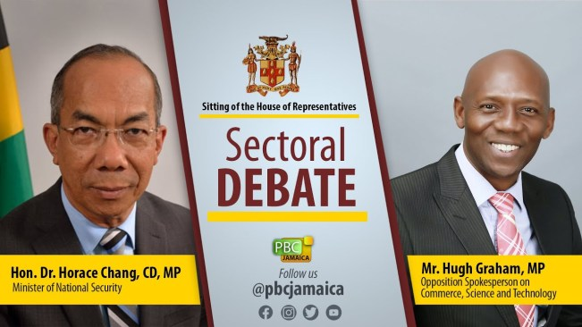 Sitting of the House of Representatives || Sectoral Debate – May 25, 2021