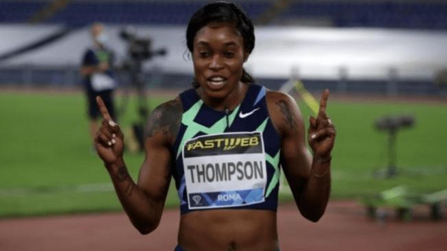 Thompson-Herah out of Doha Diamond League clash