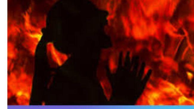 Woman set Ablaze by Jealous Boyfriend in Hanover