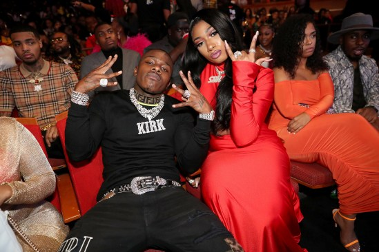 Megan Thee Stallion and DaBaby lead BET Awards 2021 nominations