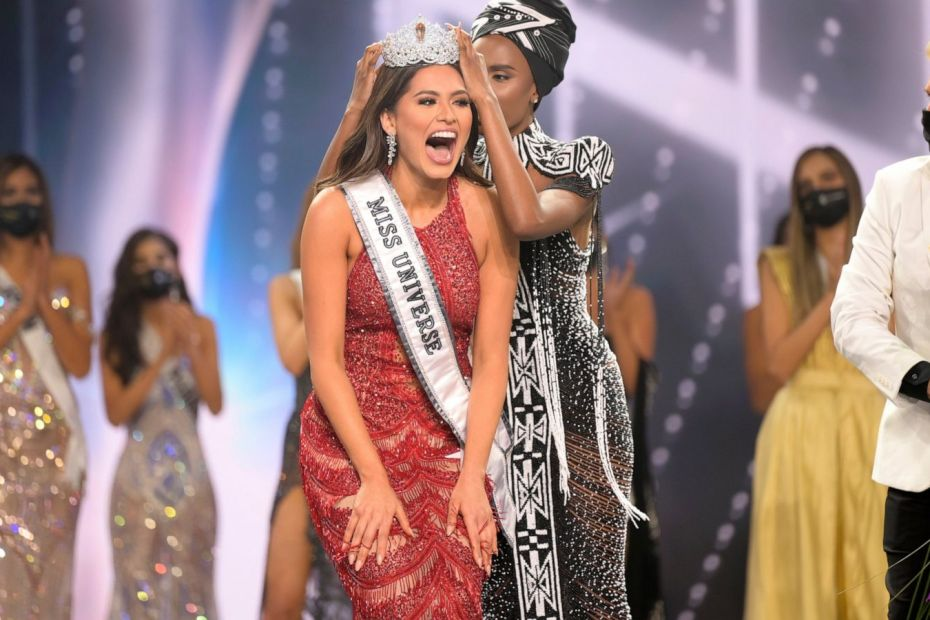 Mexico crowned Miss Universe; Jamaica finishes in the Top 10