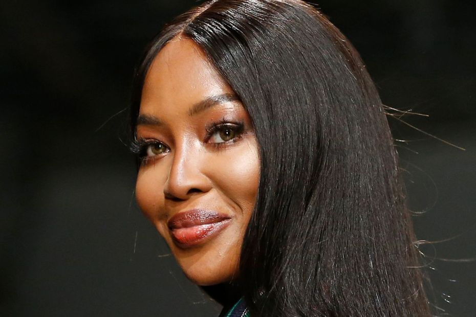 Supermodel Naomi Campbell becomes a Mom At 50