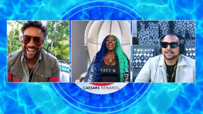 Spice, Shaggy and Sean Paul alongside DJ Bambino featured on Good Morning America!