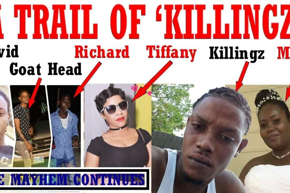 Adrian Sweeney aka 'Killy Killy' aka 'Killingz' was surrounded by and accused of his ALIAS NAMES