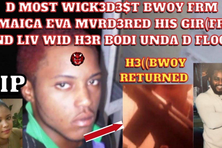 Wickedest Jamaican man Speaks from Hell