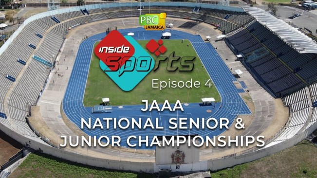 Inside Sports – JAAA National Junior And Senior Championships (Ep. 4)