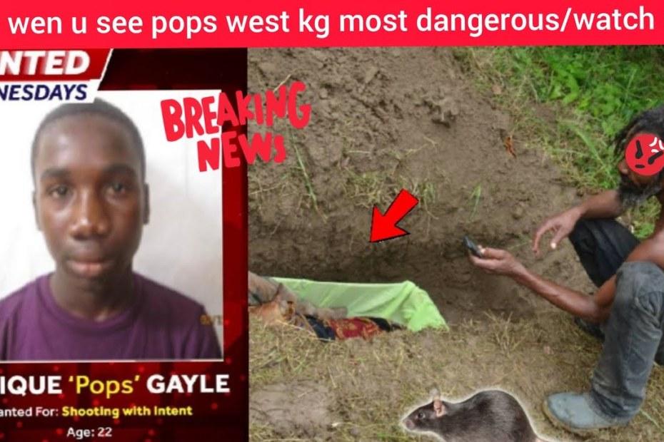 Meet Pops Jamaica simple face/but dangerous
