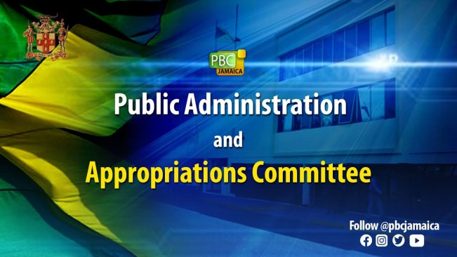 Public Administration and Appropriations Committee – June 2, 2021