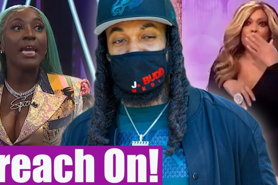 Spice's Rasta Man Breaks Silence After Wendy Williams Interview