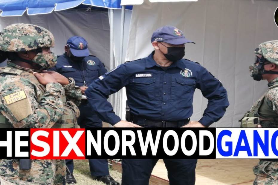 These are the Six Gangs based in Norwood