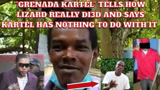 Truth reveled- Vybz Kartel didn't kill 'Lizard' -'Grenada Kartel' speaks in viral video