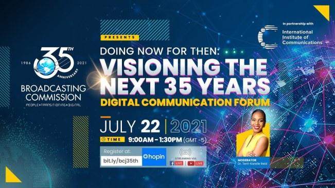 Broadcasting Commission Digital Communication Forum