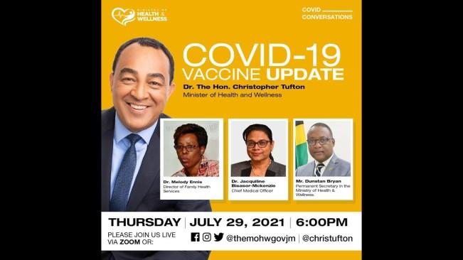 COVID Conversations    COVID-19 Vaccine Update – July 29, 2021