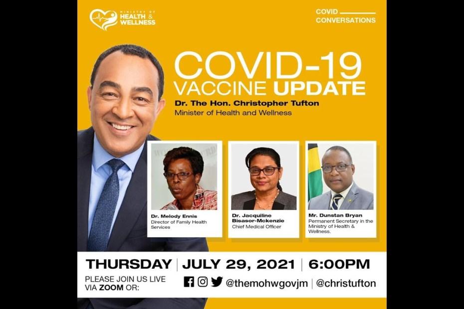 COVID Conversations || COVID-19 Vaccine Update – July 29, 2021