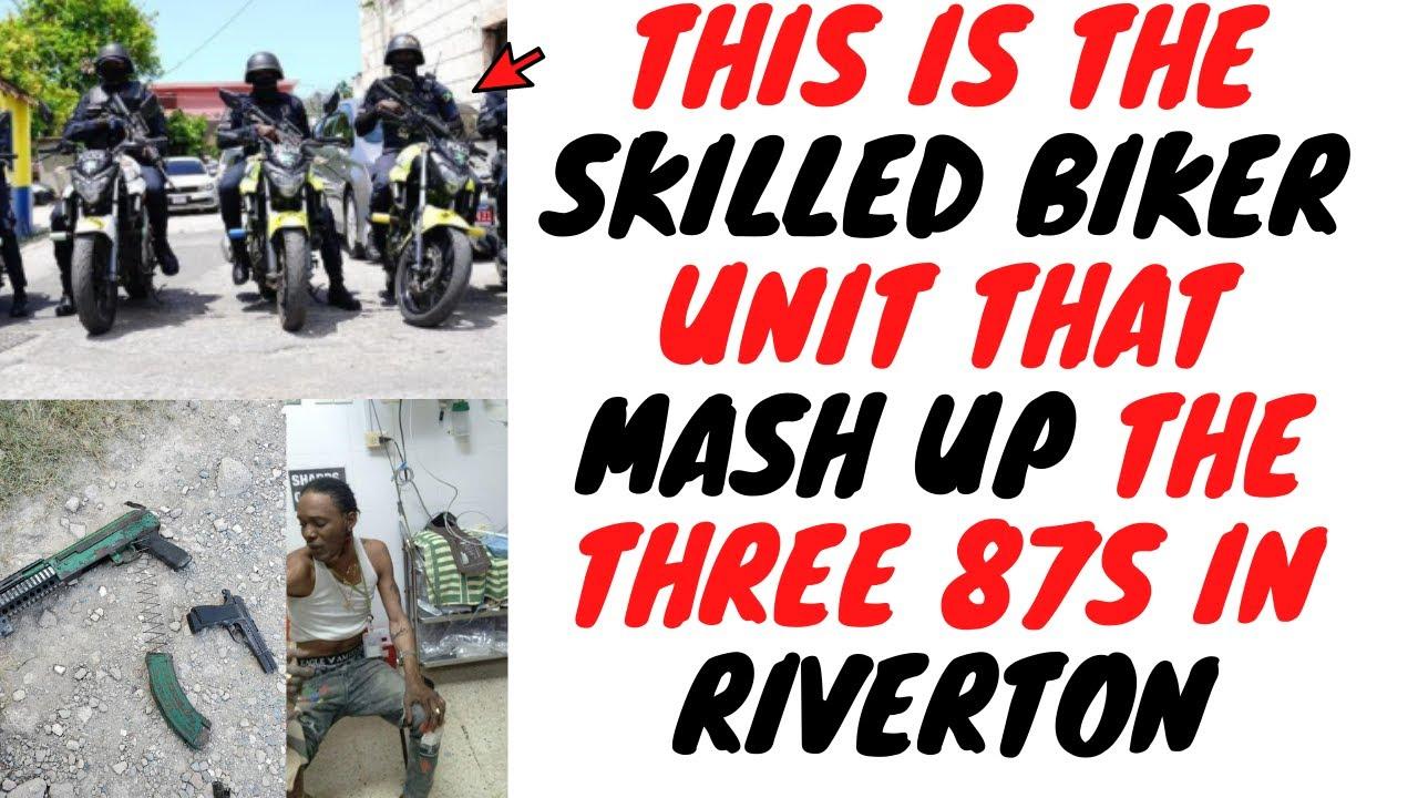 JCF Boasy Biker Unit KlLL Three 87s One Time In One Operation In Riverton