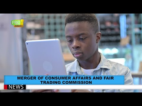 Merger of consumer affairs and fair trading