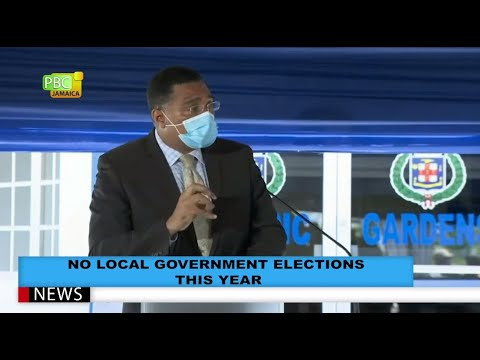 No Local Government Elections This Year