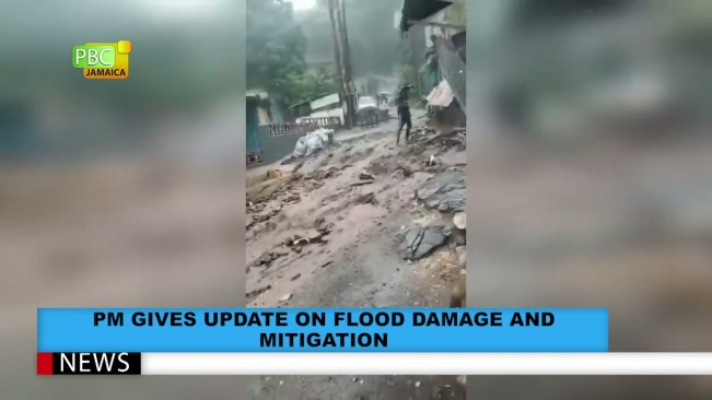 PM Gives Update On Flood Damage And Mitigation