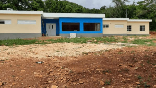 Residents Of Adelphi Await Completion Of New Health Centre
