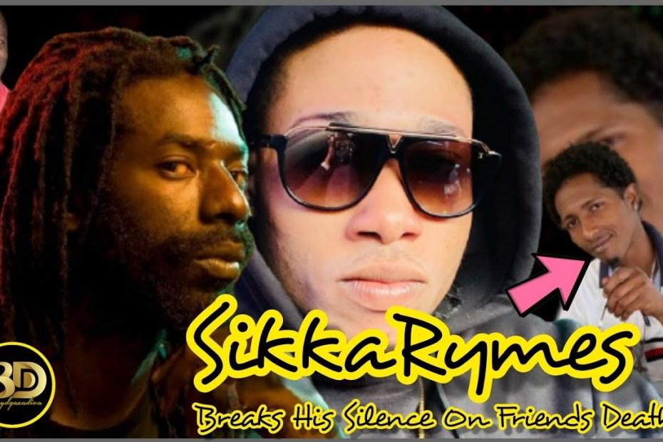 SIKKA Rhymes Breaks His Silence