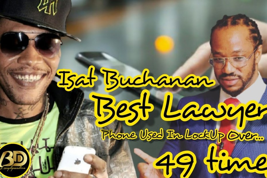 Vybz Kartel Phone used to call Shorty, While in Lockup, Isat Buchanan Giving Them Sleepless Nights