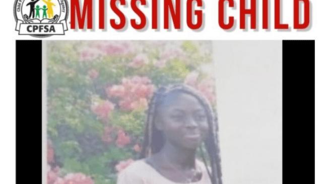 16-year-old Kasheama Donaldson otherwise called, 'Mun Mun' missing from,kingston