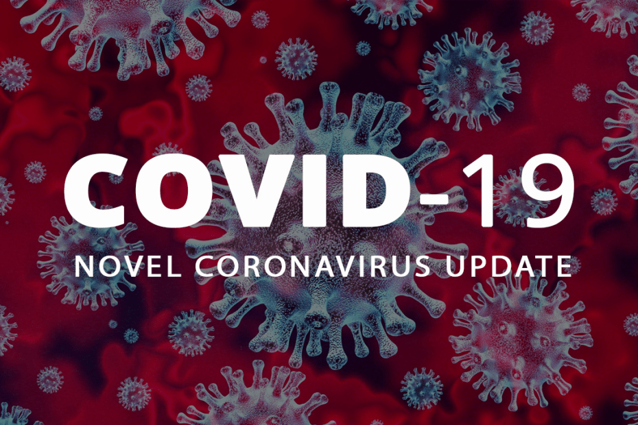 COVID-19 update of Monday, August 2, 2021