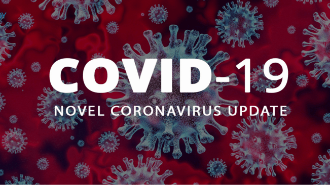 COVID-19 Update for Tuesday, August 31, 2021