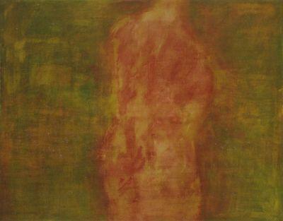 huile sur toile - 160 x 140 cm