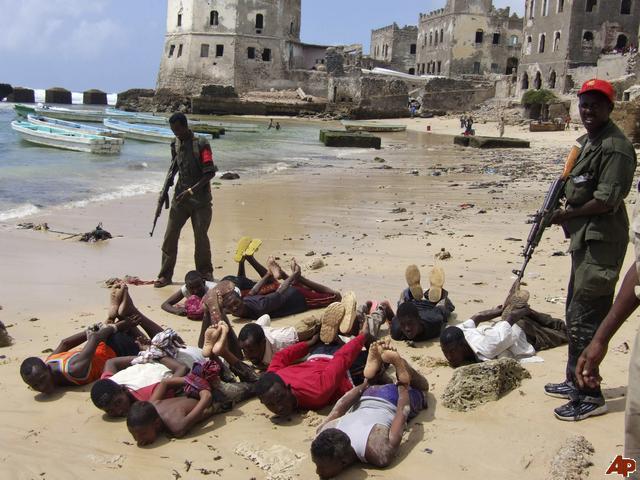 Us Combat Piracy Somalia