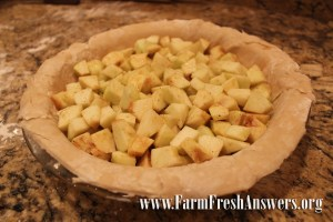 Apples in Pie