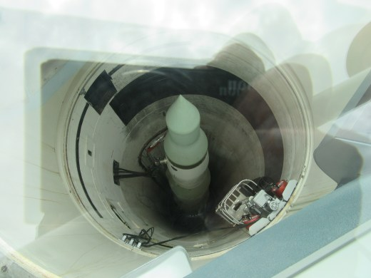 The minuteman II missile at Delta-09 in SD