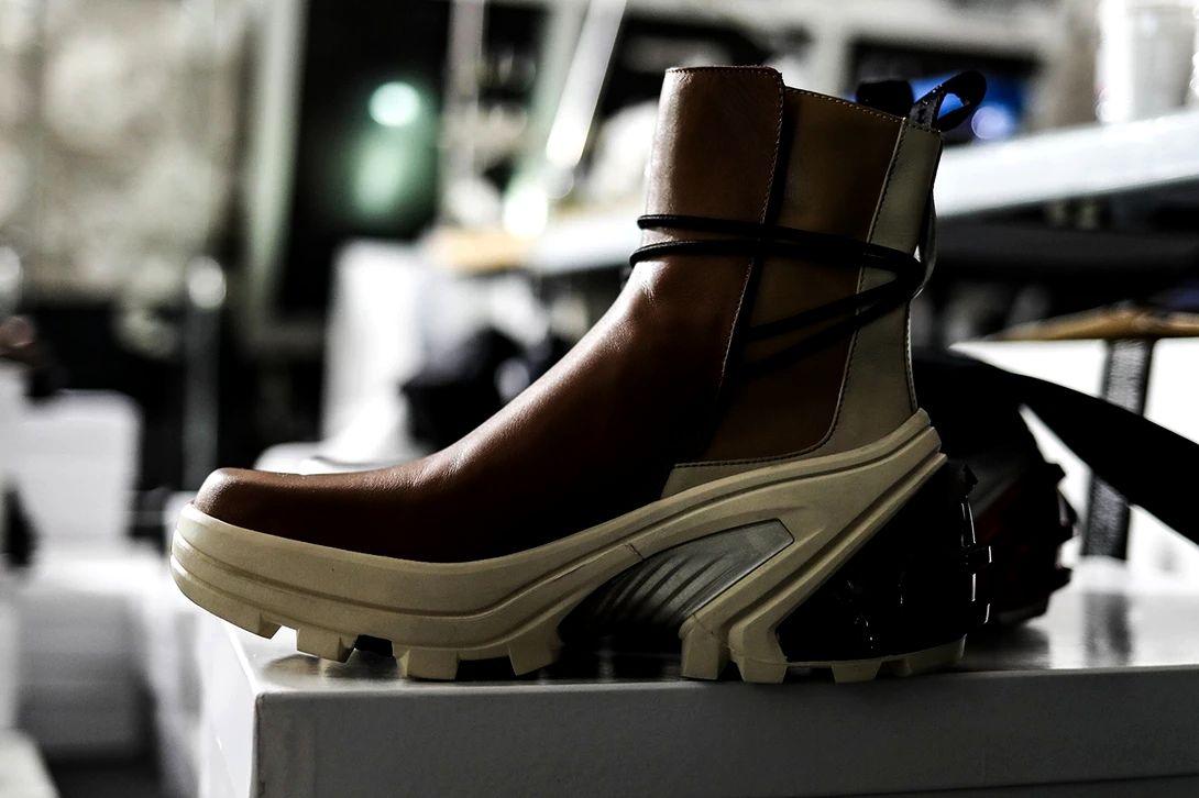 1017 ALYX 9SM Fall/Winter 19 x Nike