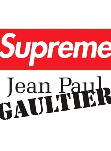 Детали коллаборации Supreme x Jean Paul Gaultier