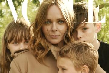 Стелла Маккартни - интервью для Vogue